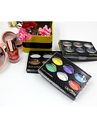 1 Normal Eyeshadow Matte/Shimmer Powder(8 Selectable Colors)