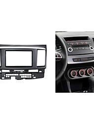 autoradio cd fascia pour Mitsubishi Lancer galant fortis ISPIRA planche de bord kit d'installation panneau de garnissage