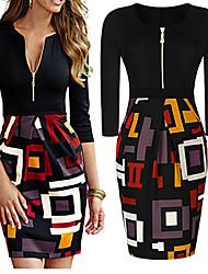 Mani Women's Casual Dresses (Knitwear)