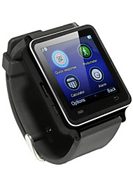 HD09 Wearables Smart Watch , Hands-Free Calls/Media Control/Message Control/Camera Control for Android&iOS