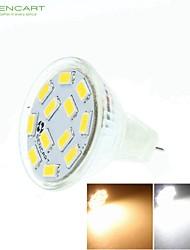 MR11 GZ4 GU4 G4 6.5W Warm / Cool White / Warm White 12 x5730SMD LED 450-550LM Light Led Bulb (AC/DC10-30V)