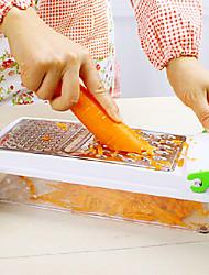 Kitchen Gadgets Multifunctional Vegetable Grater Random Color