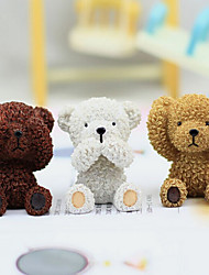 """Do not listen,look and speak"" Mini Bear Keepsake (Set of 4 Excluding Accessories)"