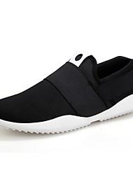 Zapatos de Hombre ( Negro Tela