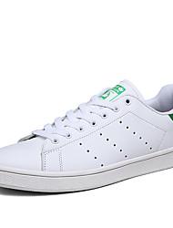 Walking Men's Shoes Faux Leather Black/White