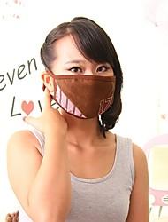 사랑스러운면 안티 - 먼지 겨울 열 성인 마스크 얼굴 마스크 의료 거즈 마스크 (랜덤 색상)