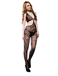 Women's Fishnet Bra and Stockings Sex Products