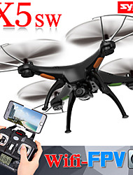 SYMA x5sw rc quadcopter bouwen in hd-camera met wifi FPV real-time transmissie voor video en foto, 4ch 6axis helikopter