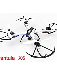 YiZhan Tarantula X6 2.4GHz 4 Channel 6-Axis Gyro RC Helicopter Can Add Camera