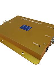LCD-display 3g980 2100MHz mobiele telefoon signaal repeater versterker + ons adapter