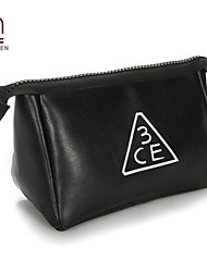 Handcee® Hot Sale Fashion Simple Style PU Cosmetic Bag