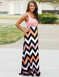 Women's Sexy Summer Holiday Beach Casual Party Maxi Dress