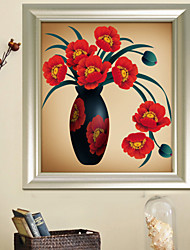 The New Painting Cube 5D Diamond Paste Fiery Mood Paintings Diamond Embroidery Stitch Living Room