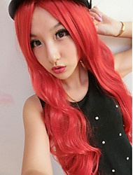 Synthetic Women Wig Ombre Tone  Heat Resistant Hair Wigs