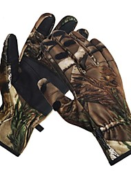 Camuoflage Hunting Gloves