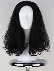 Cosplay Wigs Super Heroes Movie Cosplay Black Solid Wig Halloween / Christmas / New Year Male