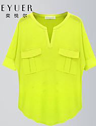 prendas de vestir nuevas camisas de las mujeres eyuer