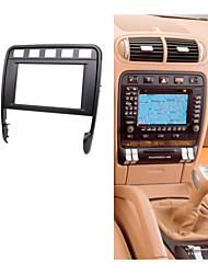 Car Radio Fascia for PORSCHE Cayenne Stereo Install Facia Surround Dash