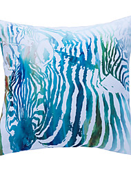 "Modern/Contemporary 18"" Square Novelty Pillow With Insert"