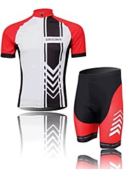The Bicycle Wear Short Sleeved Suit, Moisture Cycling Wear, Motor Function Material