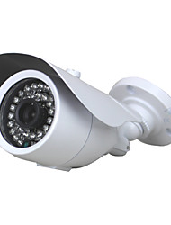 "1/3"" CMOS 1000TVL Infrared Bullet Camera Waterproof Outdoor ICR Night Vision 36 Led IR Camera Security CCTV Camera"