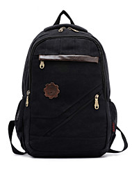 Kaukko Rucksack Canvas Backpack School Bag Travel Backpack