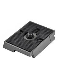 mengs® caméra m-200PL plateau rapide de libération avec la vis de 1/4 de pouce pour la tête de trépied balle