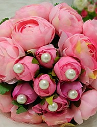 Wedding Flowers Round Peonies Bouquets