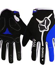 Gloves Sports Gloves Unisex Cycling Gloves Spring / Summer / Winter Bike GlovesKeep Warm / Anti-skidding / Shockproof / Breathable /