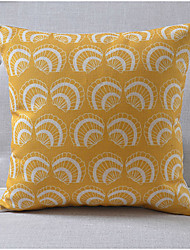 Modern Style Sea Shell Cotton/Linen Decorative Pillow Cover