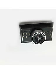 12 fill light infrared light through the program Atom HD black box driving recorder private mode