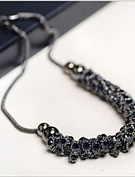 New Arrival Fashional High Quality Luxury Retro Crystal Necklace