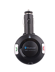 cigarro kit viva-voz Bluetooth externo isqueiro alimentado