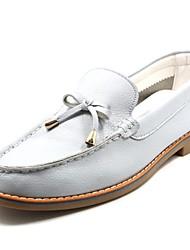 Men's Shoes Casual Oxfords Blue/White