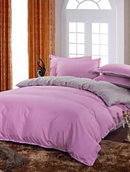 encore aloe vera coton couleur pure doubles 4 fois peu profonde de cendres violet
