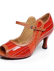 Женская обувь - Искусственная кожа - Номера Настраиваемый ( Другое ) - Латино/Сальса