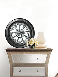 3D The Tire Wall Stickers Wall Decals