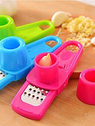 5pcs cuisine gadgets ail moulin à couleur aléatoire