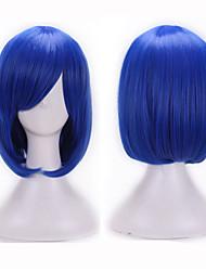 Nnavy Blue Short Hair Cosplay Fashion Wig