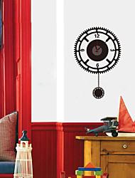 DIY Gear Wall Clock