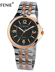 CARFENIE ®  Vogue  Fashion Wrist Watches Man ,Luxury  Stainless Steel Man branded Watches