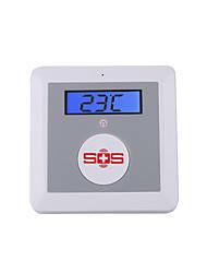 sistema de alarma gsm, móviles alarma cuidado de los ancianos, de bajo costo panel de alarma cuidado médico de personas de edad avanzada,