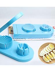 gadgets de cuisine créatives 2-en-1 coupe d'oeuf