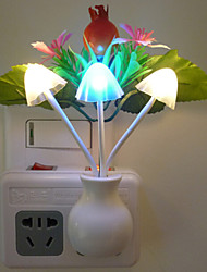 Pomegranate Creative Light Control Sensor Night Light Led Wall Lamp