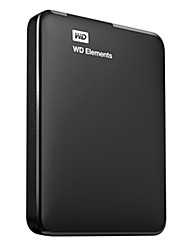 Western Digital The New Elements USB3.0 1TB 2.5-inch Portable External Hard Drive