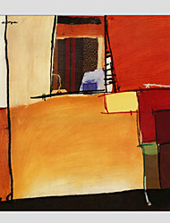 Oil Paintings Abstract Style , Canvas Material, Painting Only SIZE:60*60CM.