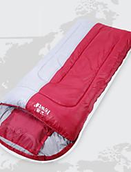 Saco de dormir ( Vermelho ) - Poliéster - Prova de Água/Respirabilidade/Mantenha Quente