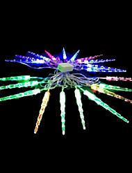 2w 4 metro di diametro esterno 20pcs lampadina led stringa modellazione illuminazione piccole luci ghiaccioli, colore rgb