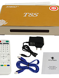 Smart TV BOX Anbolt T8S RK3128 1+8G 4K   EU With Package