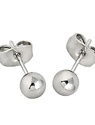 Women's Alloy Stud Earrings